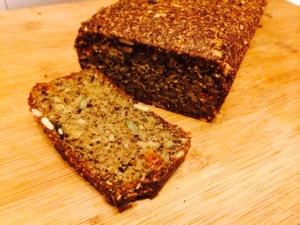 Gluten Free Seeded. Bread